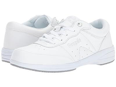 Propet Washable Walker Medicare/HCPCS Code = A5500 Diabetic Shoe (SR White) Women