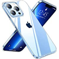 Anti-Yellowing Slim Thin Shockproof Clear Case for iPhone 13 Pro Max