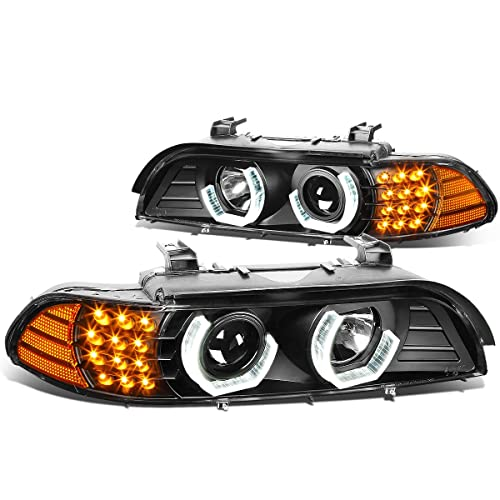 BMW 525i Headlights: Amazon com