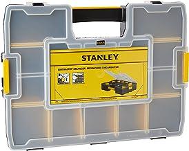 Stanley Gereedschap-organizer Sortmaster (43 x 9 x 33 cm, binnenverdeler aanpasbaar, tot 1024 configuraties mogelijk, vers...