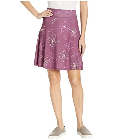 FIG Clothing May Skirt (Purple Magnolia) Women