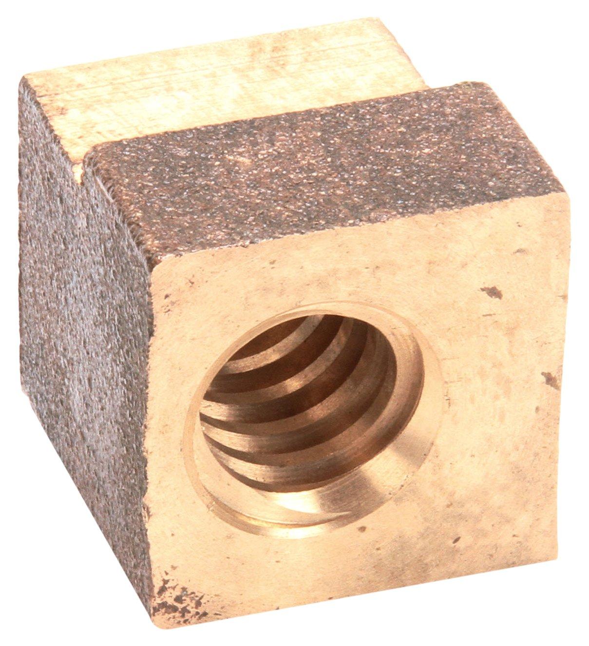 Thunderbird low-pricing Jacksonville Mall ARM-60-139 Nut Brass