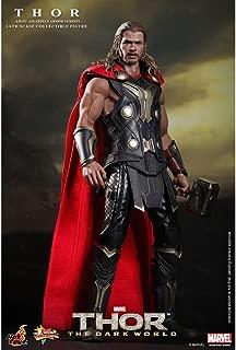 Thor Light Asgardian Armor Dark World 1/6 Scale Hot Toys Exclusive Action Figure