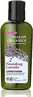 Avalon Organics Nourishing Lavender Conditioner, 2 oz.