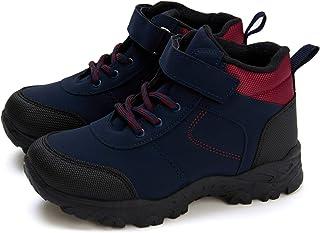 DeFacto Jongens winter, regen en wandelschoenen voor jongens, sneeuwschoenen voor jongens, waterdichte jongens laarzen