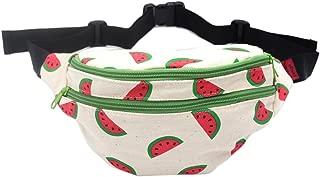 watermelon bum bag