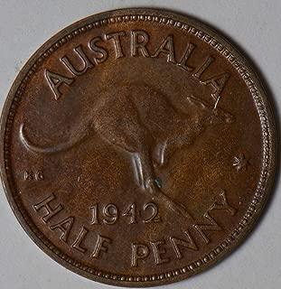 Best 1942 half penny Reviews