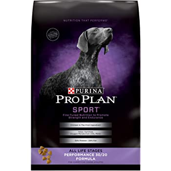 Purina Pro Plan Sport, Energy & Vitality Support, High Protein Dry Dog Food (Packaging May Vary)