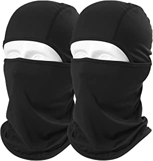 WTACTFUL Balaclava UV Protection Windproof Breathable Face Mask - Cycling Hiking Mask for Men Women