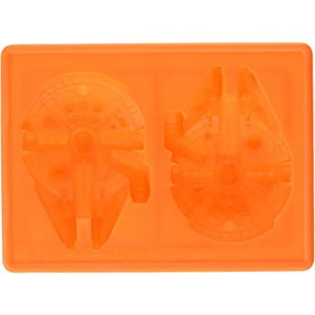Star Wars Millennium Falcon Silicone Ice Tray / Chocolate Mold