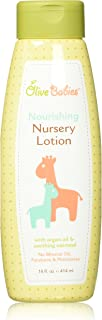 Olive Babies Nourishing Nursery Body Lotion, 14 Oz
