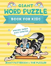 GIANT WORD PUZZLE BOOK FOR KIDS: MAKING SMART KIDS SMARTER (The Puzzler)