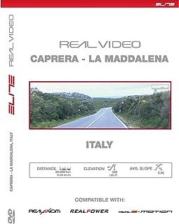 Elite DVD Caprera–La Madda Lena for Real Axion, Power, FA003511042