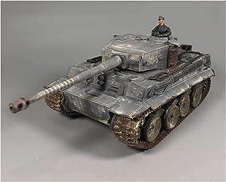 1:32 مصفح مركبة مصفح في الحرب الألمانية في الحرب العالمية الثانية Panzerkampfwagen النمر Ausführung e Wittmann مجموعة الحل...