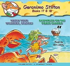 Geronimo Stilton #17 & 18 - Audio Library Edition