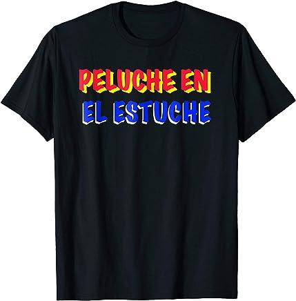 PELUCHE EN EL ESTUCHE T-SHIRT ESCORPION DORADO MEME