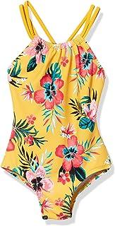 Kanu Surf girls Jasmine Beach Sport Halter One Piece Swimsuit One Piece Swimsuit