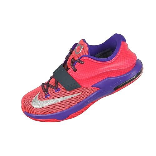 on sale 15b71 8cf50 Nike KD VII Hyper Punch sz 6Y Youth Grade School Purple 669942 601