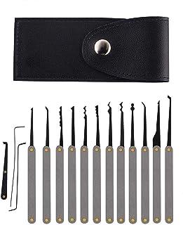 Amazon com: lock pick set: Tools & Home Improvement