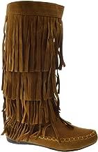 Best mudd fringe boots Reviews