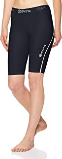 SKINS Women's DNAmic Compression Team Half 1/2 Tights Capri Shorts