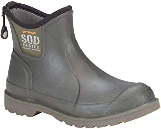 DRYSHOD Men's Sod Buster Outdoor and Garden Ankle Boot