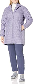 Columbia Women's Seneca Basin Mid Hybrid Jacket, Winter, Water repellent