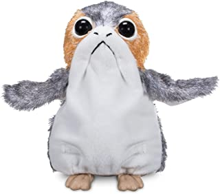 Porg Eletrônico Boneco Pelúcia Star Wars Disney - Hasbro C1942