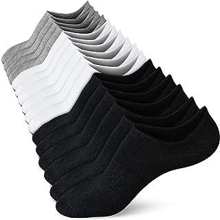 No Show Socks Women Low Socks Non Slip Flat Boat Line 4/8...