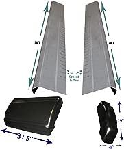 Motor City Sheet Metal - Works With 3 Door Chevy Silverado 99-06 Rocker Panels And Cab Corners