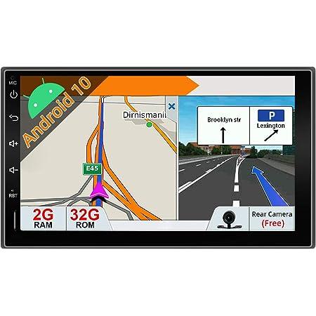 Joyx Android 10 Double Din Car Radio With Gps Elektronik