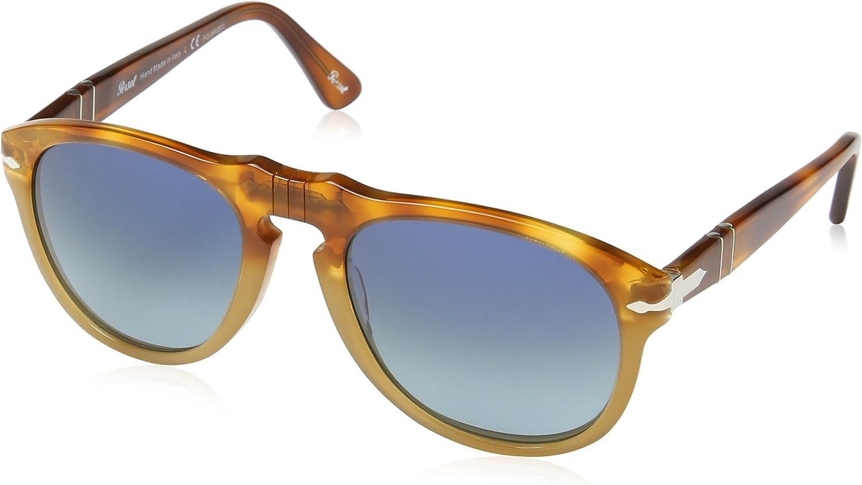 Persol Montures de lunettes Homme Marron (Resina E Sale)