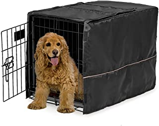 MidWest Polyester Crate Cover, Black, 30 inch, 1662