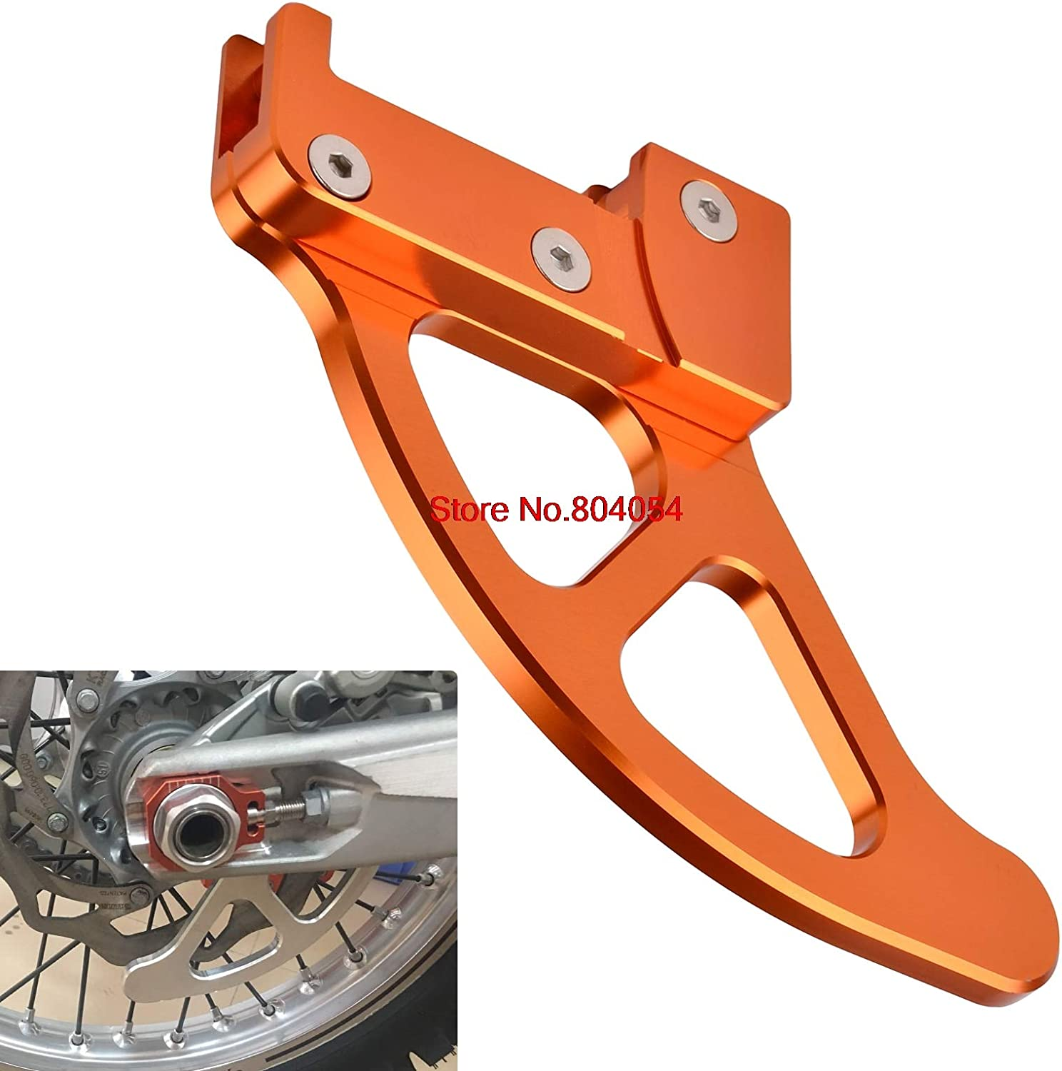 Recommendation Rear Brake Disc Guard Protector for KTM 300 125 Large special price !! 450 350 400 250