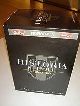 The History of Football 7 DVD Collection / Polish Language Edition: Historia Futbolu - Piekna Gra / 15 Hours AUDIO: POLISH / Fremantle Media / Pele, Maradona, Paltini, Sir Alex Ferguson, Sir Bobby Charlton, Alan Shearer, Zidane, Rossi, Ronaldo, Maldini, Klinsmann...