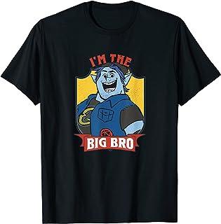 Disney Pixar Onward Barley I'm The Big Bro T-Shirt