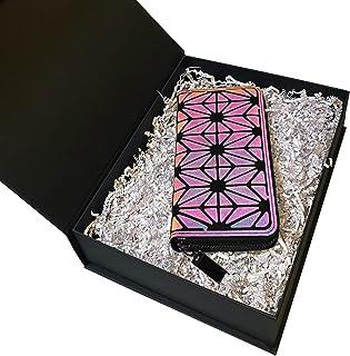 Boîte Cadeau luxe à Fermeture Magnétique aimantée Noire 27,5cm X 21cm X 6,5cm Entreprises, Commerces, Anniversaire, Noël, ...