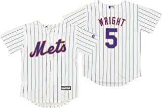 david wright mets jersey