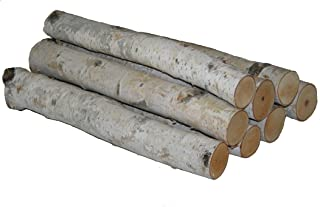 Wilson Enterprises White Birch Log Bundle,