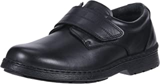 SCHOOL ISSUE Kids Boys Eddie H&L Leather Oxfords US
