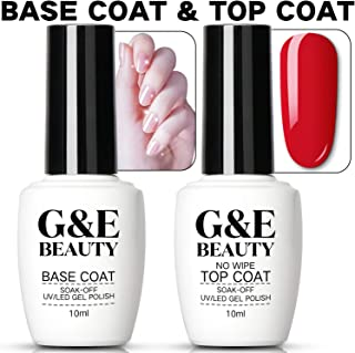Best no wipe gel top coat vs regular Reviews
