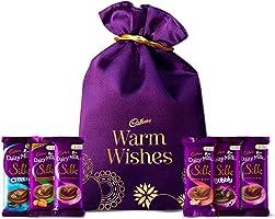 Cadbury Diwali Silk Potli,343g