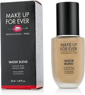 Make Up For Ever Water Blend Face & Body Foundation - # R370 (Medium Beige)