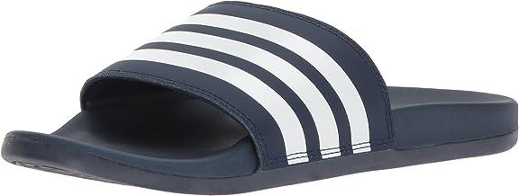adidas Women's Adilette CF+ Stripes W Famous Slide Sandal
