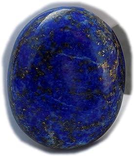 The Best Jewellery Lapis Lazuli cabochon, 54Ct Lapis Lazuli Gemstone, Oval Shape Cabochon For Jewelry Making (27x22x8mm) S...
