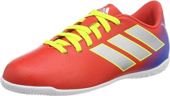 Scarpe da calcio bambini adidas nemeziz messi 18.4 in j scarpe da calcio unisex-bambini CM8639