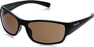 UV Protected Sport Men's Sunglasses - (P431BR2|65|Brown Color Lens)