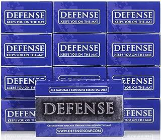 Defense Soap 4 Ounces (Pack of 12)