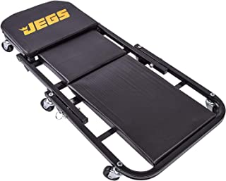 JEGS 81165 2-in-1 Folding Creeper & Z-Seat