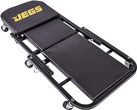 محصولات عملکرد JEGS 81165 2 in 1 Foldable Creeper & Seat